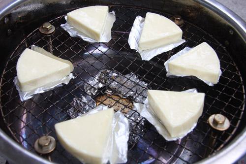 6pチーズ燻製セット