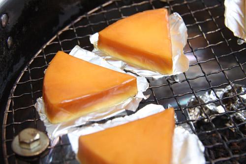 トロトロスモークチーズ