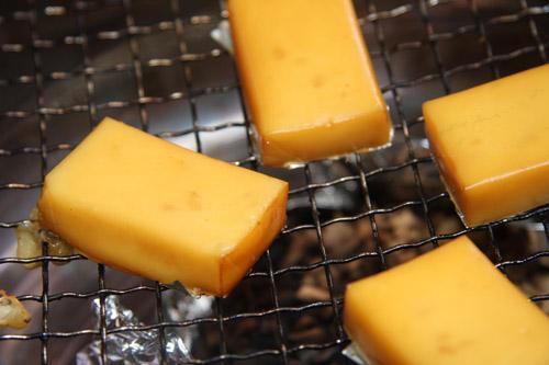 QBBベビーチーズ燻製