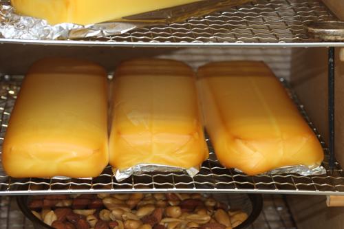 ファミリアチーズのスモークチーズ