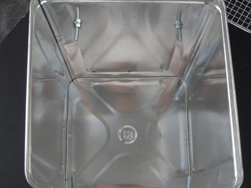 一斗缶燻製器網棚