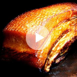 燻製ベーコン作り方動画